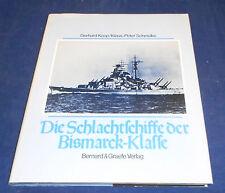 Koop / Schmolke - Die Schlachtschiffe der Bismarck-Klasse