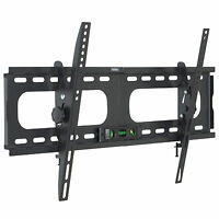 "Wall Mount TV Tilt Bracket 33 34 36 40 42 46 48 49 50 55 60"" Inch LCD LED Plasma"