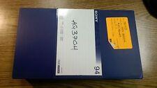 Sony Digital Betacam Video Cassette Tape 94 Minutes Large BCT-D94L