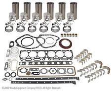 JOHN DEERE 6068T (300 SERIES) TURBO INFRAME ENGINE OVERHAUL KIT - 655B 690D 7400