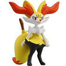 "Takaratomy Official Pokemon X and Y MC-020 ~ 2"" Braixen/Teruna Action Figure"