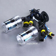 2x Car HID Xenon Headlight Lamp Light For H1 8000K 8K 35W Bulbs Replacement W1