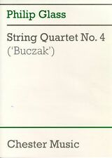 Philip Glass String Quartet No.4 Buczak Score Learn Cello Violin Music Book