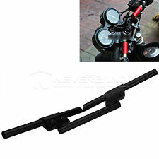 "Handlebars 22mm 7/8"" Bar Drag Sport Bikes for Honda Yamaha Suzuki Harley Chopper"