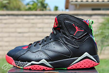 NIKE AIR JORDAN 7 RETRO VII SZ 10 UNIVERSITY RED MARVIN THE MARTIAN 304775 029