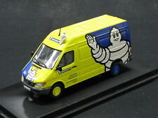 "Eligor Mercedes-Benz Sprinter 1:43 ""Groupe Michelin Clermont-Ferand France"" (JS)"