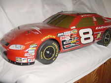 NASCAR R/C #8 DALE EARNHARDT JR R/C 1/6 SCALE HUGE CAR WITH BATTERY 2 CAR LOT