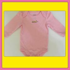 NWT Infant 3-6 Gymboree BRAND NEW BABY toy duck undershirt BODYSUIT 1pc PINK cot