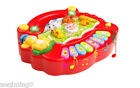 New Musical Educational Animal Farm Piano Developmental Music Toy for Baby Kids