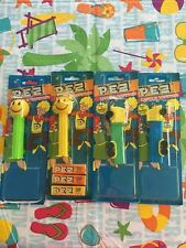 Collectible Lot of 4 Pez Dispensers Trucks Truck Smiley Face Faces Brand New