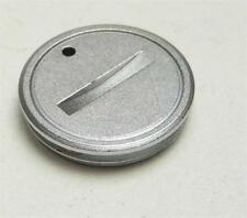 Olympus OM Genuine Original Chrome Battery Compartment Cover - Great Condition
