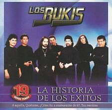 ~BACK ART MISSING~ Bukis CD Historia De Los Exitos