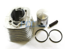 49CC 50CC Gas Motorized Bicycle Bike Engine 40mm Cylinder Head Set Piston H CK21