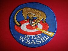 Vietnam War US Air Force F-100 WILD WEASEL ONE Patch