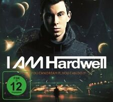 HARDWELL - I AM HARDWELL  CD + DVD NEU