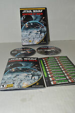 Star Wars~Empire At War~PC CD-ROM Software~Rated Teen~Fantasy Violence~SW