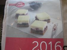 BETTY CROCKER 2016 CALENDAR BRAND NEW IN PLASTIC