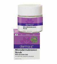 "Derma e Microdermabrasion Scrub, 2 oz (56 g)  (NEW) ""Free Shipping USPS Ground"""