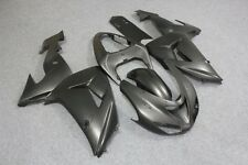 Matte Black Complete Injection Fairing for 2006-2007 Kawasaki Ninja ZX-10R ZX10R