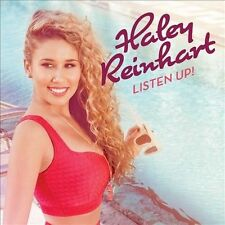 Listen Up! by Haley Reinhart (CD, May-2012, Interscope (USA))
