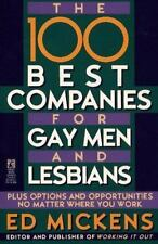 The 100 BEST COMPANIES FOR GAY MEN AND LESBIANS
