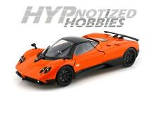 MOTORMAX 1:24 PAGANI ZONDA F DIE-CAST ORANGE 73369