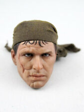 Hot Toys MMS141 Platoon SERGEANT BARNES Figure 1/6th Scale HEAD SCULPT