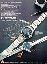 Dugena-Automatic-1976-Reklame-Werbung-genuine Advertising- nl-Versandhandel