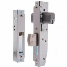 BRAVA Aluminium Door Deadbolt-Double Cylinder, Shop Front Lock-07220300