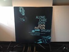 BIG JOHN PATTON -Along Came John ~BLUE NOTE 84130 {Japanese} w/GRANT GREEN  RARE