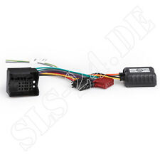 Opel Agila B Corsa D C Astra H Vectra C CAN-Bus Radioadapter Interface Stecker