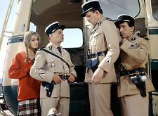 PHOTO LE GENDARME DE SAINT-TROPEZ - LOUIS DE FUNES - 11X15 CM #30