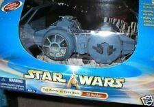 STAR WARS EXCLUSIVE TIE BOMBER VEHICLE WITH PILOT NEVER OPENED