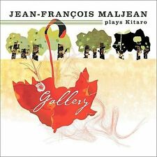 FREE US SHIP. on ANY 2 CDs! NEW CD Jean-Francois Maljean: Gallery - Maljean Play