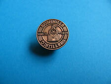 Bushmills Irish Whisky / Whiskey Pin Badge. VGC. Unused