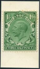 "1934 KGV Photogravure Harrison 1½d ESSAY Cat £2200 SG Type ""G"" - Very RARE!"