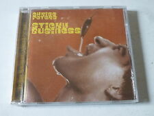 CHRISS PETERS - Sticky Business - 13-track CD LP (never opened)