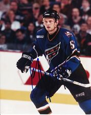 WASHINGTON CAPITALS SERGEI GONCHAR SIGNED 8 X 10 PHOTO w COA