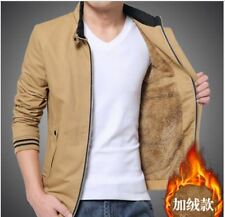 Men Slim Fit Casual Zipper Winter Jacket Coat Hoodie Hood overcoat jackets mens