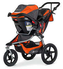 BOB 2016 Revolution Flex Stroller Travel System Canyon + B-Safe 35 Car Seat!