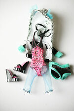 Monster High Kleidung Fashion Outfit Lagoona Blue Basic / 1. Serie wave 1