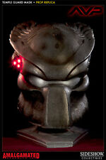 Sideshow Predator Temple Guard  mask,replica,life-size,statue,bust