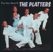 THE PLATTERS The Very Best Of CD 1991 Mercury Polygram Records BMG Club Issue