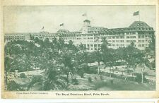 PALM BEACH FLORIDA ROYAL POINCIANA HOTEL ADV LAND FOR SALE (JL3-134)