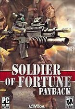 Soldier of Fortune: Payback (PC, 2007)