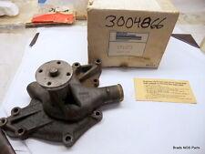 NOS MoPar 1966-72 Dodge Trucks WATER PUMP W/ 8 CYL 3004866