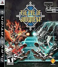 The Eye Of Judgement PS3 - Game Only!