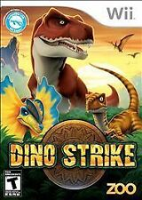 Wii Games Dino Strike Zoo - Dinosaurs, Battle, Hunt