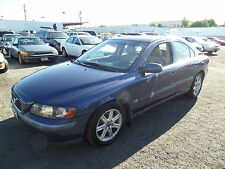 Volvo : S60 2.4 M 4dr Sd