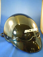 KBC Global Motorsport Helmet Model TK-410 Black MD